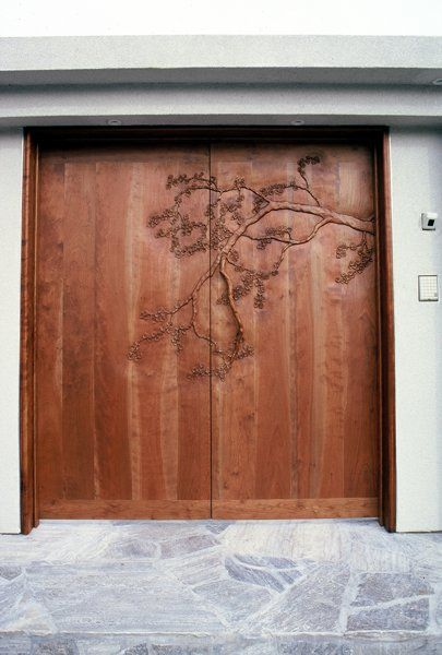 Entry Gates, Japanese Style