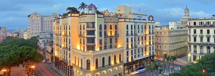 Estás buscando un hotel elegante, 5 estrellas, ubicado en el mismo centro de La Habana, visita el hotel IBEROSTAR Parque Central. Con un estilo colonial español y la reputación de ser el mejor hotel de La Habana. Es un punto de partida excelente para que los visitantes recorran la historia cubana y se adentren en los rincones de La Habana más auténtica. Una elección que hará de sus vacaciones familiares o en pareja en la capital cubana una experiencia irrepetible. #Cuba, #TurismoCuba