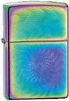 Zippo Spectrum Swirl