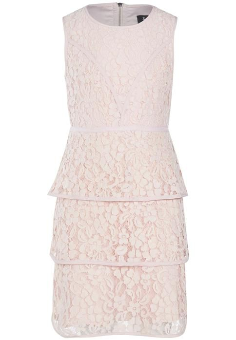 This is Immy's favourite! Bardot Junior GIRLS SIENNA LACE DRESS