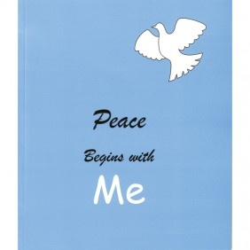 """Peace Begins With Me. One simple message is effectively conveyed by a series of """"I"""" statements, each a small peacemaking action a child can act upon in daily life. """"I help in the home."""" """"I take care of pets."""" """"I try to make friends."""" Very empowering for children — they will discover they are already peacemakers! This little book helps children make the connection between peace and caring for the self, other people, one's community, and the environment."""