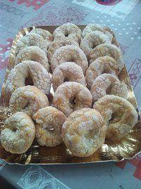 Taralli Ubriachi pugliesi (Mbriachidd)