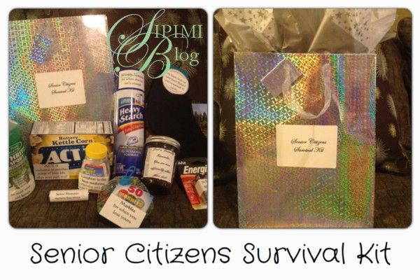 28 best christmas gift ideas for senior citizens 16 for Craft ideas for senior citizens
