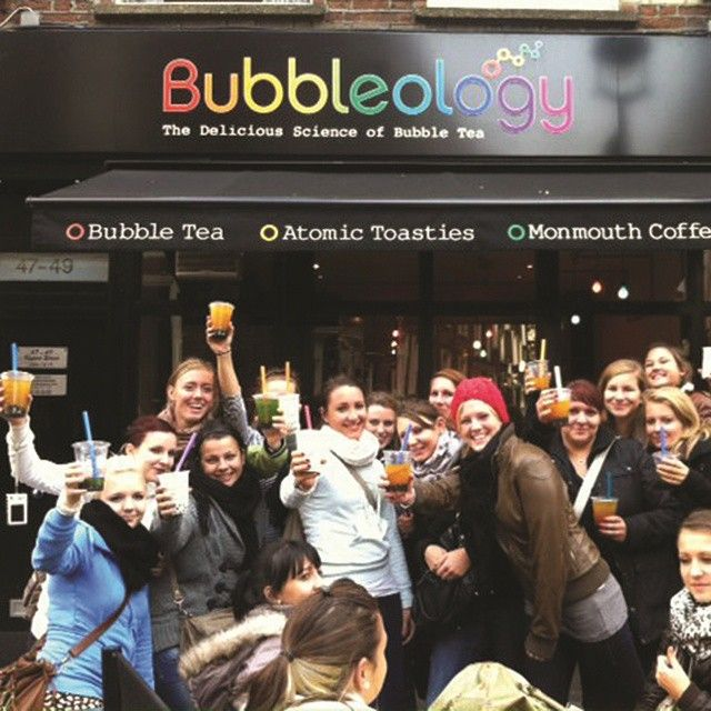 Bubbleology social