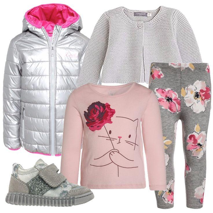 Outfit Una rosa per te