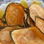 Chips di zucchine ♥ fritte
