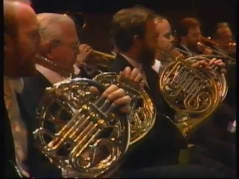 Peter Sculthorpe. Earth Cry | Sydney Symphony Orchestra, Vernon Handley, conductor.  Concert Hall, 1988