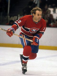 "Guy "" Le Démond Blond "" Lafleur"