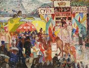 Circus  by Stanislaw Osostowicz