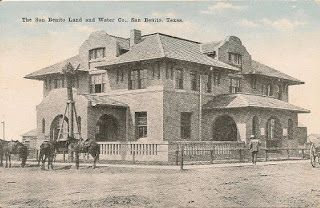 San Benito  Land and Water Building in San Benito, Texas   Rozeff's Research