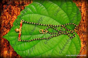 MANGALSUTRA THAALI HINDU WEDDING CHAIN MANGAL MANGALSUTR MANGALA SUTRA MARRIAGE | eBay
