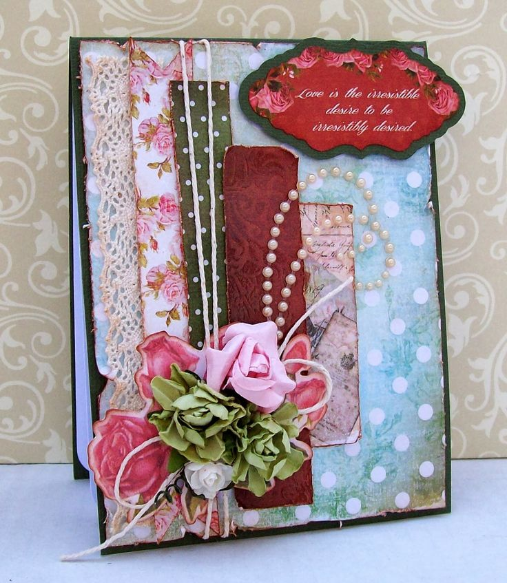 Best of Betsy's: Key To My Heart Cards From Kaisercraft. If you have not checked out Betsys blog I strongly recommend.