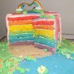 pastel a todo color