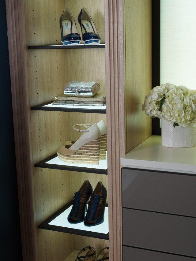 California Closets Dfw Luxury Walkin Lighted Shelves With California Closets  Boca Raton.