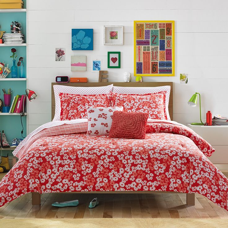Teen Vogue Daisies Comforter Set Bedroom Pinterest