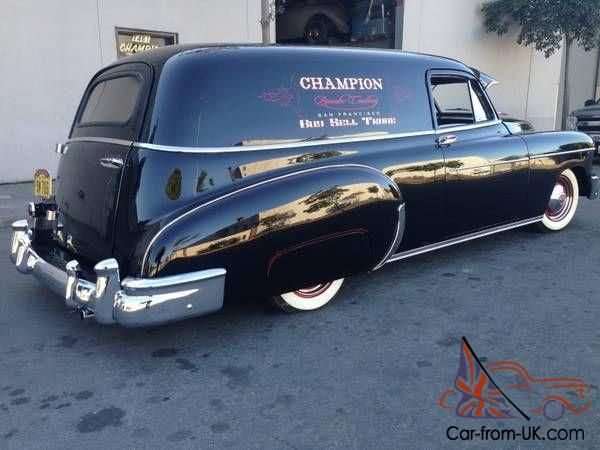 Old Chevy Cars >> 1951 chevy sedan delivery | 1949 CHEVROLET SEDAN DELIVERY ...