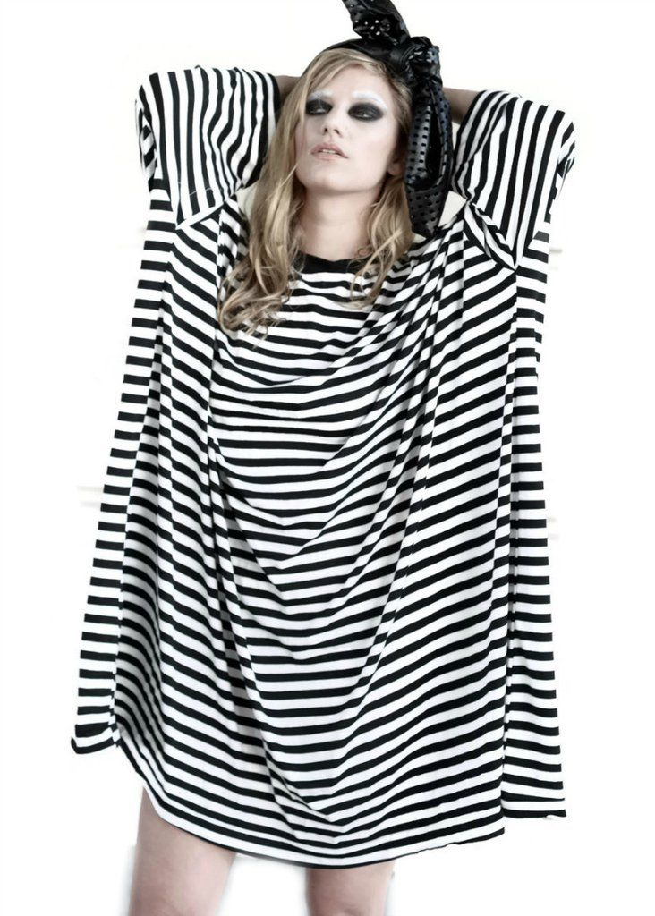 BIG10 Overly Oversized T-Shirt Dress