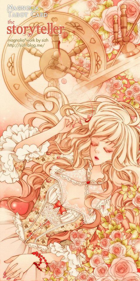 「Sleeping Beauty」/「sizh」[pixiv]