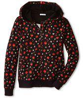 Dolce & Gabbana  Back to School Floral Zip-Up Hoodie (Big Kids)