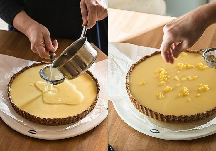 tarta de limon francesa                                                       …