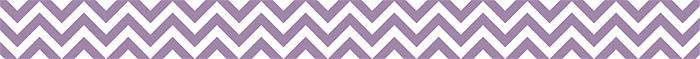 New Chevron Collection. Purple Chevron Border