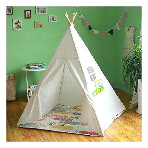 Tente Indien Tipi En Coton Quatre Pides Pour Enfant Maiso... https://www.amazon.fr/dp/B01GHOGUTW/ref=cm_sw_r_pi_dp_x_GmWoybF1CKP15