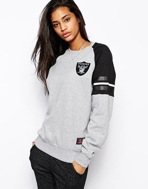 Majestic Oakland Raiders Sweatshirt