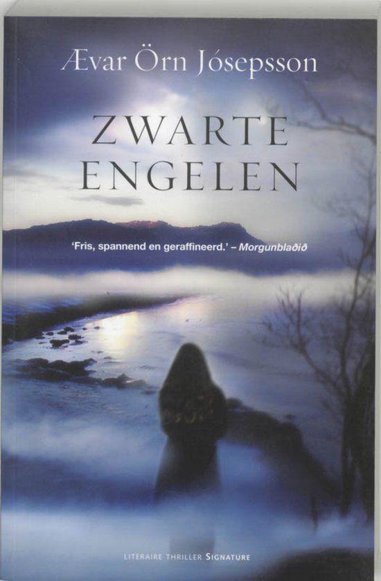 Europese thrillers van wereldniveau Zwarte engelen