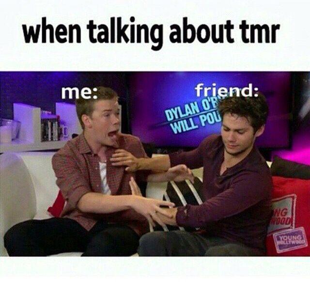 TMR fandom