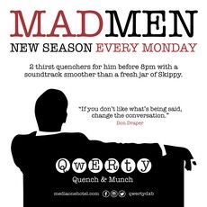 MADMEN - men's night at Media One Hotel