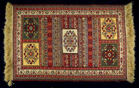 sirjan Persian handmade  killim by persiansouvenir on Etsy