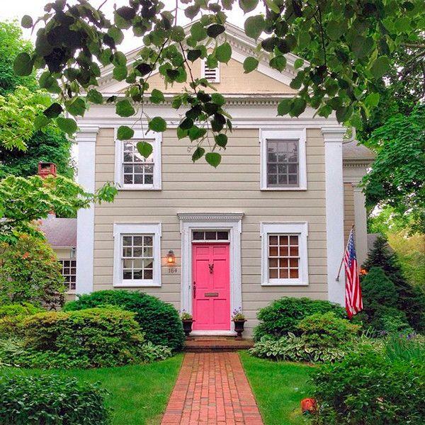 Long Lasting Exterior House Paint Colors Ideas: Best 25+ Beige House Exterior Ideas On Pinterest