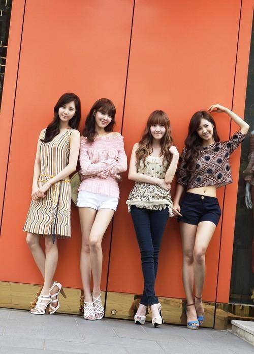Snsd Pretty Girls In Pretty Clothes Snsd Girls Generation Fashion Styles