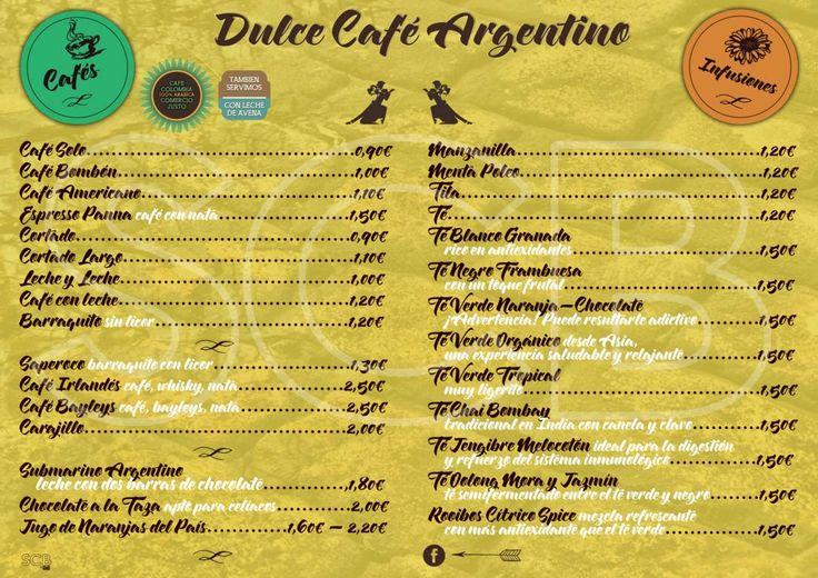 Dulce Cafe Argentino Cara 1