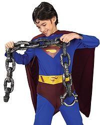 SUPERMAN BREAK APART CHAIN COSTUME ACCESSORIES