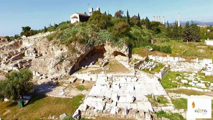 The imposing Archaeological Site of Eleusis from above! © Spiros Karabetsas * * * * * Ο επιβλητικός αρχαιολογικός χώρος της Ελευσίνας από ψηλά! © Spiros Kara...