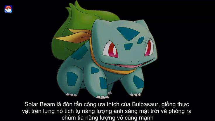 Bulbasaur Pokémon Hạt Giống - Pokemon Go Gameplay
