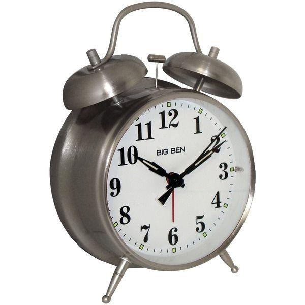 Westclox Big Ben Twin-Bell Alarm Clock #WESTCLOX