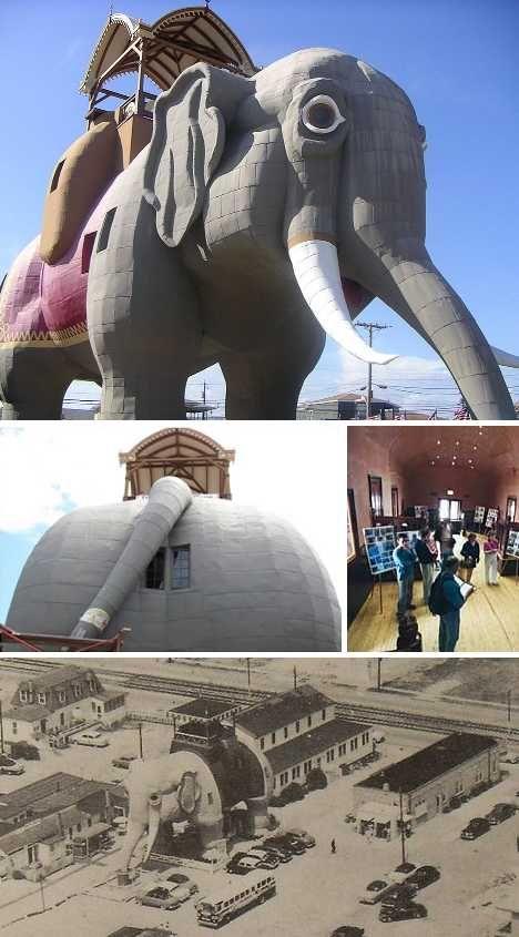 Lucy The Elephant – Margate City, NJ, USA