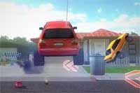 RC MINI RACERS - Disfruta de las carreras de mini vehículos de radio control con este gran juego en el que debes competir al máximo impidiendo a tus rivales llegar a la meta antes que tú. Lanza misiles, coloca minas y conduce a toda velocidad para ganar dinero y comprar multitud de nuevos carros y circuitos.