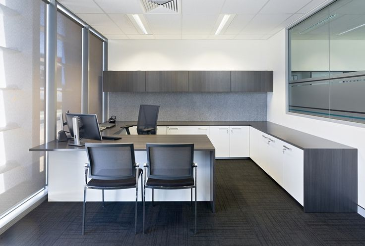 Leeway Group office fit-out by Burgtec