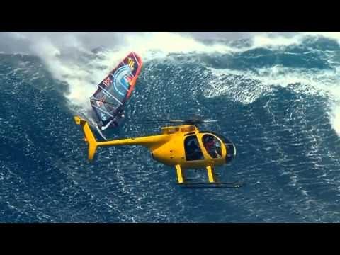 JP Australia - Windsurf Jason Polakow Jaws Video Trailer