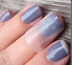 easy French tip