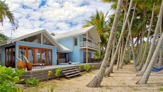 Frangipani Beach House    Located next to Boonooloo Beach House (possible venue)  3 bedrooms with maximum of 6 people.  Minimum stay 5 nights.  Around $627 per night.