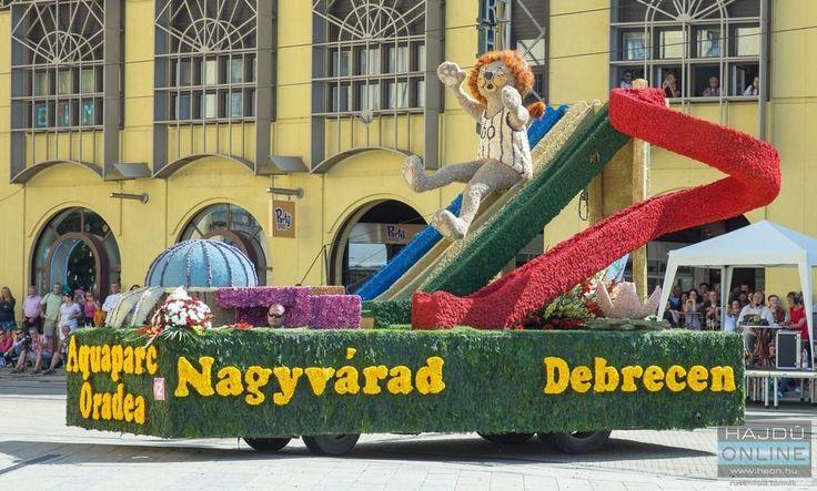Debrecen - Idén az 50 éves Debreceni Virágkarneválon is a nagyközönség döntött…