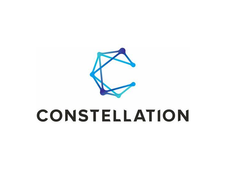 Constellation digital marketing / innovation agency logo design by Alex Tass #Design Popular #Dribbble #shots