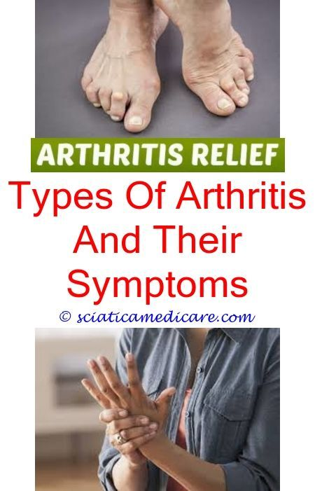 living with someone with arthritis