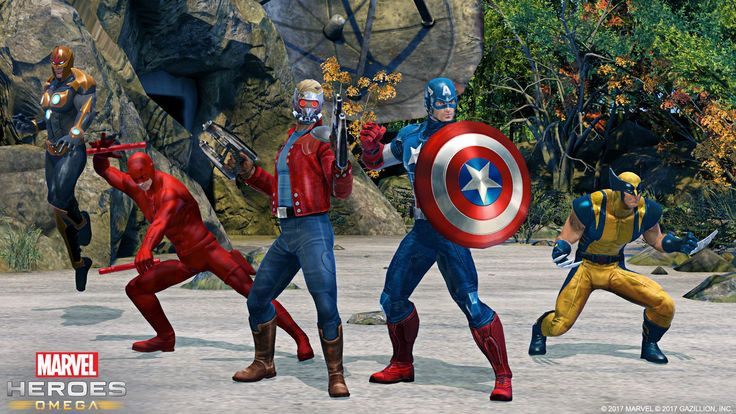 Marvel Heroes Omega Coming to Console This Spring - http://techraptor.net/content/marvel-heroes-omega-coming-console-spring   Gaming, Gaming News
