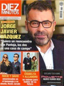 El Kiosko Rosa… 22 de febrero de 2017: Revista Diez Minutos