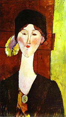 Amedeo Modigliani – Wikipedia, wolna encyklopedia